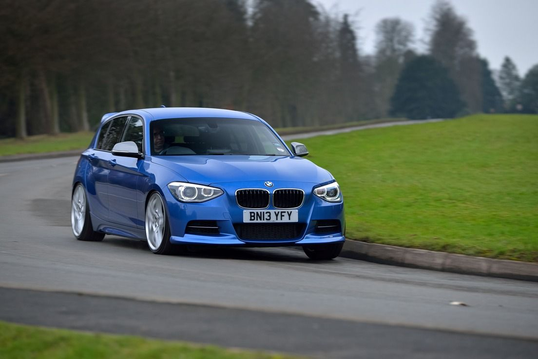 Rs Adjustable Suspension For Bmw M135i M140i F20 F21 From